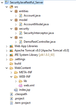 Security in Java Restful Web Services - Learn Programming