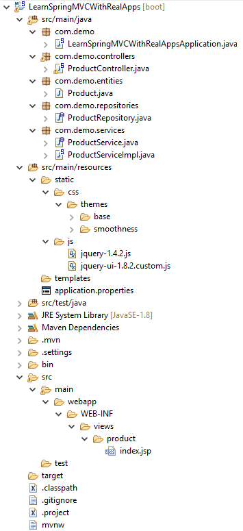 Autocomplete with Spring Data JPA in Spring MVC - Learn Programming