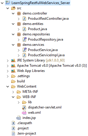 Convert List Objects to/from JSON in Spring Rest API and