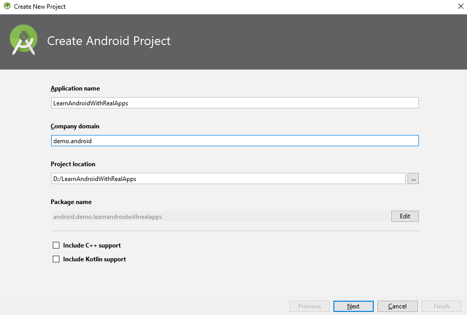 Update Data with SQLite in Android - Learn Programming with