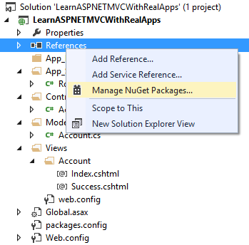 Captcha in ASP NET MVC - Learn Programming with Real Apps